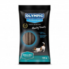 Olympic Professional Chicken Rollies Treats - 120g
