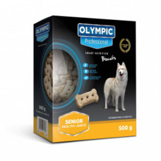 Olympic Professional Senior Dog Biscuits - 500g