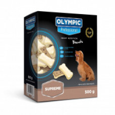 Olympic Professional Supreme Yoghurt Dog Biscuits - 500g